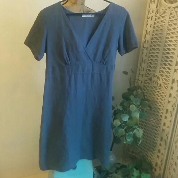 Cut Loose Dresses Linen Dress Poshmark
